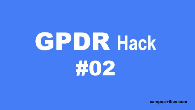 GDPR Hack 02 – Periodicidad de las auditorías GDPR